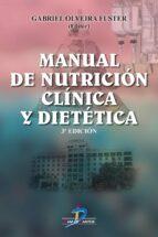 manual de nutrición clínica y dietética-gabriel olveira fuster-9788490520451
