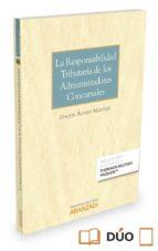 la responsabilidad tributaria de los admistradores concursales joaquin alvarez martinez 9788490996751
