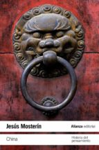 china-jesus mosterin-9788491043751
