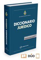 diccionario juridico de la real academia de jurisprudencia y legislacion 9788491353751