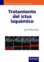 tratamiento del ictus isquémico (ebook)-9788492442751