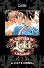 el misterioso loki. ragnarok nº 3 sakura kinoshita 9788493591151