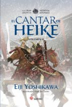 el cantar de heike ii-eiji yoshikawa-9788494578151