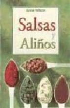 salsas y aliños-anne wilson-9788496048751