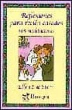 reflexiones para recien casados: 365 meditaciones-ellen sue stern-9788496154551
