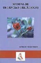manual de urgencias geriatricas-carmela de pablo hernandez-9788496224551