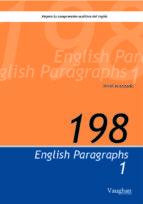 198 english paragraphs 1 (nivel avanzado)-9788496469051