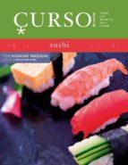 curso de cocina: sushi-9788496669451