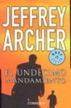 el undecimo mandamiento-jeffrey archer-9788497934251