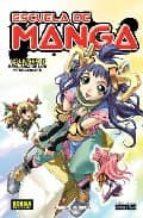 escuela de manga 3. realismo de los personajes 9788498142051