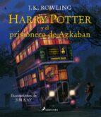 harry potter y el prisionero de azkaban - ilustrado-j.k. rowling-9788498388251