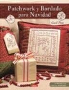 patchwork y bordado para navidad-gail pan-9788498745351