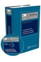 la ejecucion de las resoluciones dictadas en procesos de familia (3ª ed.) (incluye cd rom) antonio javier perez martin 9788498985351