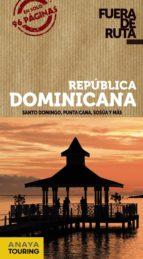 republica dominicana 2013 (fuera de ruta)-ignacio merino-9788499355351