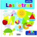 las letras: libro poster (aprendo en casa)-9788499398051
