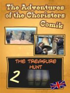 the adventures of the choristers comik - the treasure hunt (ebook)-9788891112651