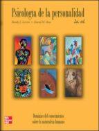 psicologia de la personalidad: dominios del conocimiento sobre la naturaleza humana (2ª ed)-david m. buss-randy j. larsen-9789701050651