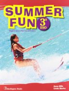 summer fun 3 eso (student book + cd) 9789963478651