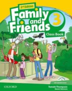 family & friends 3 cb pk 2ed-9780194811361