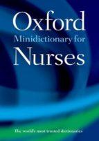 minidictionary for nurses-9780198788461