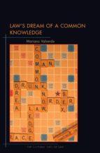 law's dream of a common knowledge (ebook) 9781400825561