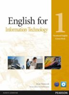 english for information technology. level 1-maja olejnizack-9781408269961