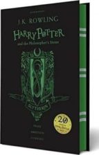 harry potter and the philosopher s stone - slytherin edition-j.k. rowling-9781408883761