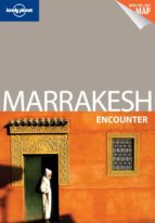 marrakesh 2012 (2nd edition) (lonely planet encounter) 9781741793161