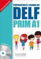 delf prim a1 alumno+cd 9782011559661