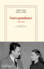 correspondance, 1944 1959  (a. camus) albert camus maria casares 9782072746161