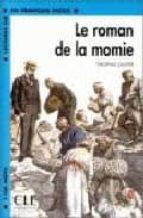 le roman de la momie (niveau 2) (cassette)-theophile gautier-9782090329261