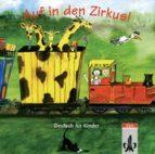 auf in den zircus! deutsch für kinder (audio-cd)-begoña beutelspacher-9783125547261