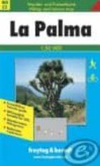 la palma (1:30000) (freytag & berndt)-9783707903461