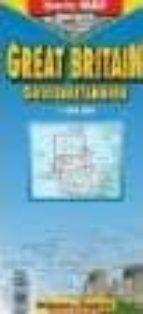 gran bretaña (1:800000) (berndtson and berndtson maps)-9783897077461