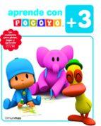aprende con pocoyo (+3): cuadernos de actividades-9788408086161