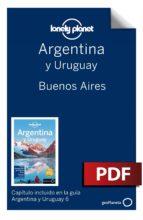 argentina y uruguay 6_2. buenos aires (ebook)-sandra bao-9788408170761