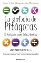 la sinfonia de pitagoras-vicente meavilla-9788415139461