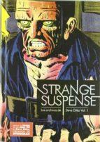 strange suspense. los archivos de steve ditko vol. 1-steve ditko-9788415153061