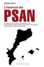 l herencia del psan-roger buch i ros-9788415267461
