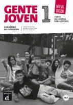 gente joven 1 nueva edicion cuaderno de ejercicios (nivel  a1.1)-9788415620761