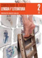 lengua y literatura 2ºbach.(delos) 9788415721161