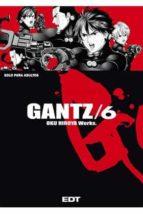 gantz 06 (comic) hiroya oku 9788415830061