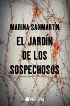 el jardín de los sospechosos marina sanmartín 9788416223961