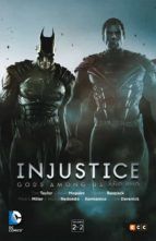 injustice: gods among us año uno vol. 02 tom taylor 9788416475261