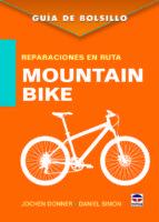 guia de bolsillo reparaciones en ruta mountain bike jochen donner daniel simon 9788416676361