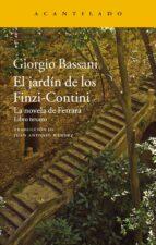 el jardín de los finzi contini (ebook) giorgio bassani 9788416748761