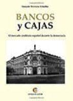 bancos y cajas: mercado crediticio durante la democracia gonzalo terreros ceballos 9788416760961