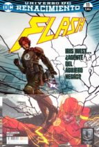 flash nº 24/10 (renacimiento)-joshua williamson-9788417206161