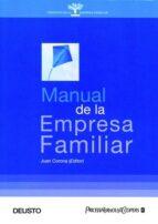 manual de la empresa familiar 9788423423361