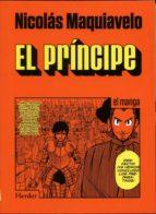 el principe (manga) nicolas maquiavelo 9788425428661